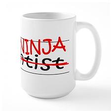 Job Ninja Dentist Mug