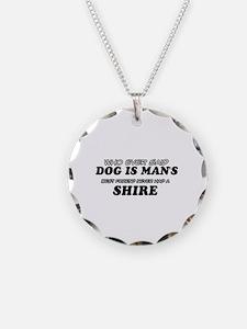 Funny Shire designs Necklace