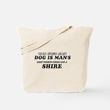 Funny Shire designs Tote Bag