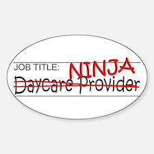 Job Ninja Daycare Decal