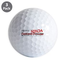 Job Ninja Daycare Golf Ball