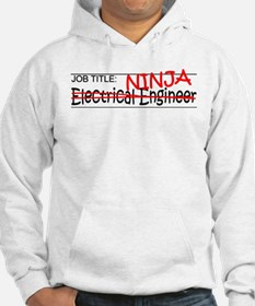Job Ninja Electrical Eng Jumper Hoody