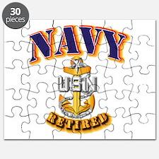 NAVY - SCPO - Retired Puzzle