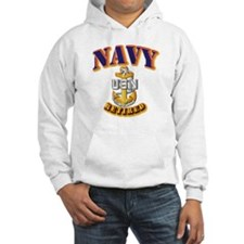 NAVY - SCPO - Retired Hoodie