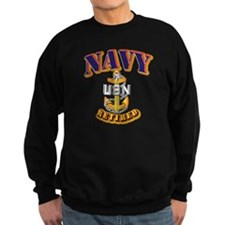 NAVY - SCPO - Retired Sweatshirt