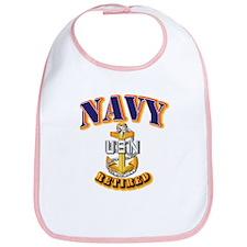 NAVY - SCPO - Retired Bib