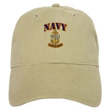 NAVY - SCPO - Retired Baseball Cap