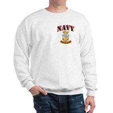 NAVY - MCPO - Retired Sweatshirt