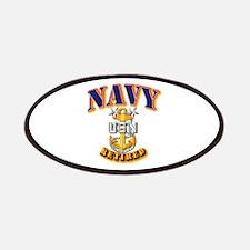NAVY - MCPO - Retired Patches