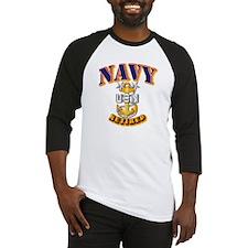 NAVY - MCPO - Retired Baseball Jersey
