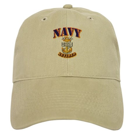 NAVY - MCPO - Retired Cap