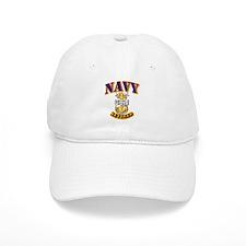 NAVY - MCPO - Retired Baseball Baseball Cap