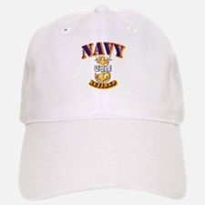 NAVY - MCPO - Retired Baseball Baseball Cap
