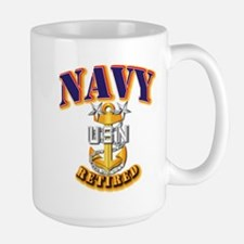 NAVY - MCPO - Retired Mug