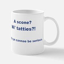 Tattie Scone Mug