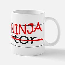 Job Ninja Editor Small Small Mug