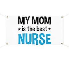 Best Nurse Mom Banner