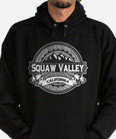 Squaw Valley Grey Hoodie