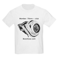 Boost Gear - 70mm + Club - T-Shirt