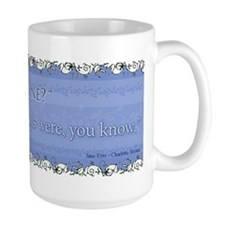 Jane Eyre Am I Hideous Quote Mug
