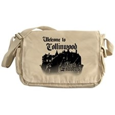 Dark Shadows Welcome To Collinwood Messenger Bag