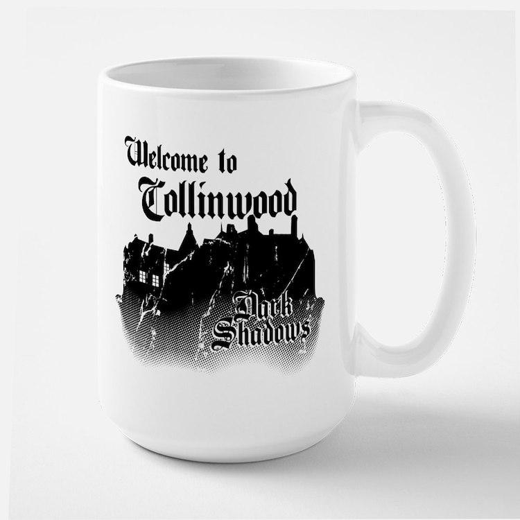 Dark Shadows Welcome To Collinwood Mug