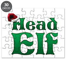 Head Elf Puzzle