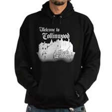 Dark Shadows Welcome To Collinwood Hoodie