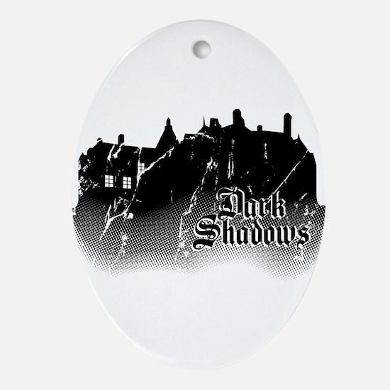 Dark Shadows Collinwood Ornament (Oval)