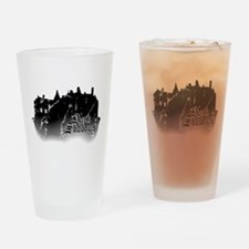 Dark Shadows Collinwood Drinking Glass