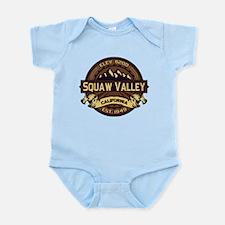 Squaw Valley Sepia Infant Bodysuit