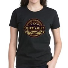 Squaw Valley Sepia Tee