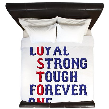 boston meaning king duvet by bostonmastrong. Black Bedroom Furniture Sets. Home Design Ideas