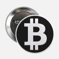 """Bitcoin 2.25"""" Button"""