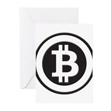 Bitcoin Greeting Cards (Pk of 20)