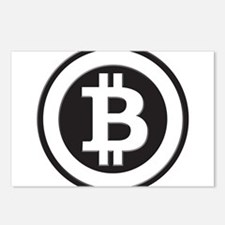 Bitcoin Postcards (Package of 8)