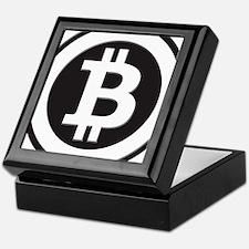 Bitcoin Keepsake Box