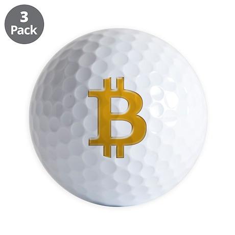 Bitcoin Golf Ball