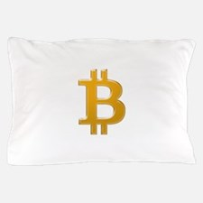 Bitcoin Pillow Case