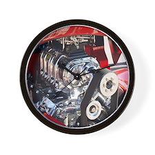 #1 Racer Clock