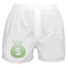 Money Bag Boxer Shorts