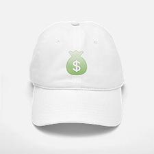 Money Bag Baseball Baseball Baseball Cap