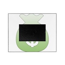 Money Bag Picture Frame