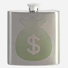 Money Bag Flask
