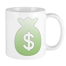 Money Bag Small Mugs