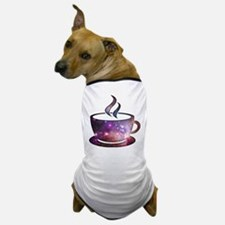 Cosmic Coffee Dog T-Shirt