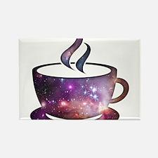 Cosmic Coffee Rectangle Magnet