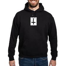 Inverted Cross Hoodie