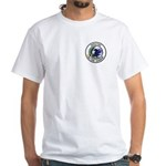 AC-130E Spectre White T-Shirt