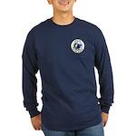 AC-130E Spectre Long Sleeve Dark T-Shirt